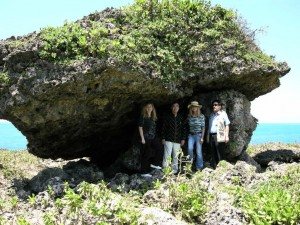 Kimura at Dolmen with Iris DeMauro and Hurtaks